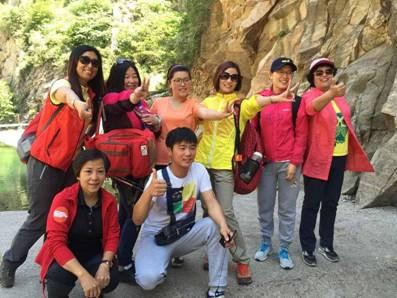 Lafuma 会员俱乐部主题体验游开启,北京站完美接