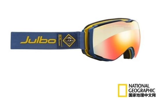 世界上第1款为登山滑雪者开发的专用雪镜Aerospace(太空) ——高山自由滑雪人士的顶级 ...