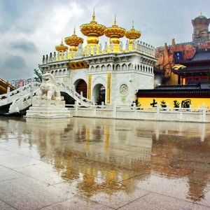 智向科技鼎力支持金山东林寺 打造上海智慧旅游景区