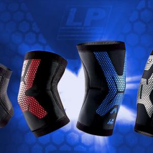 运动新风尚 LP 推出多款炫能、亮彩激能装备新品