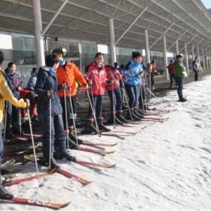 这个冬天,百灵鸟带给我不一样的滑雪体验
