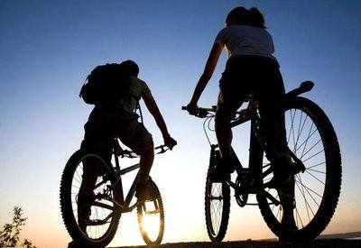 单车骑行 好处多多的轻量级户外运动