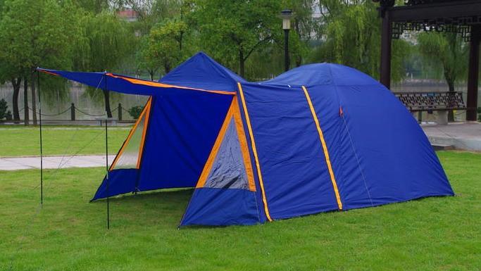 面料与骨架:帐篷的好坏,全靠这两样的材料
