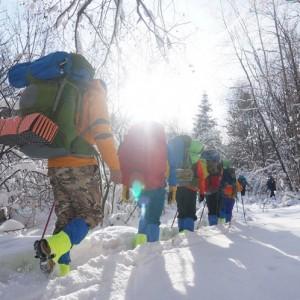 穿越林海雪原秘境 体验最地道的东北