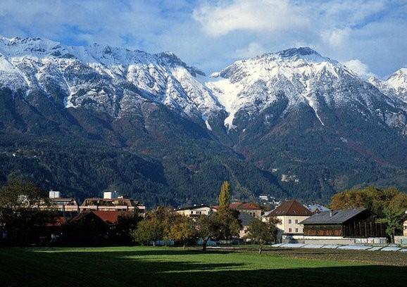 如果在奥地利只能选1个处所旅游,那必定是这里。。。