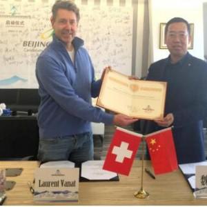 安泰雪业联手Laurent Vanat打造国际服务标准体系