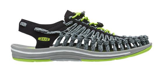 "UNEEK创造出""独一无二""的绳子鞋"