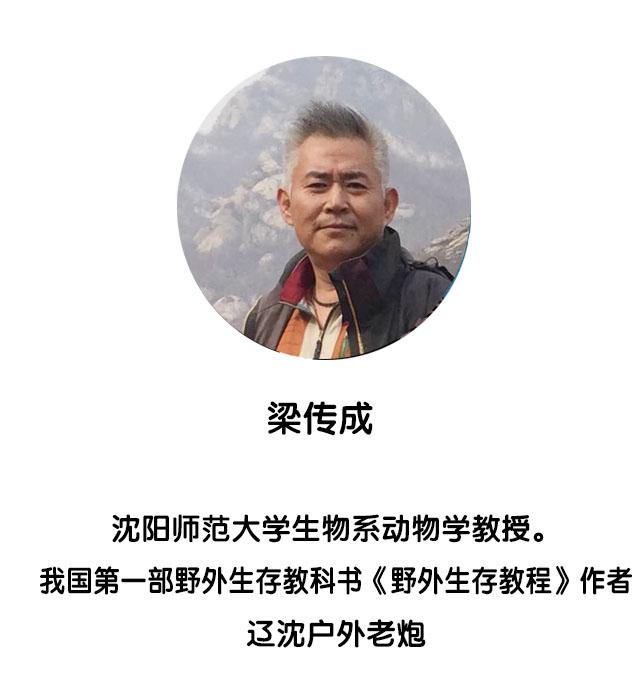2016年第15期,总第62期 梁传成是沈阳师范大学生物系动物学教授