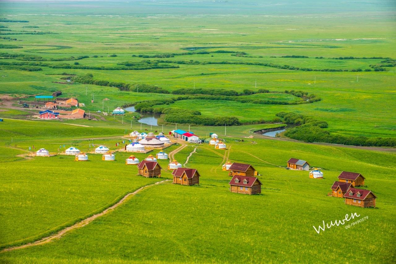 找到不曾存储的景色:行摄乌拉盖草原