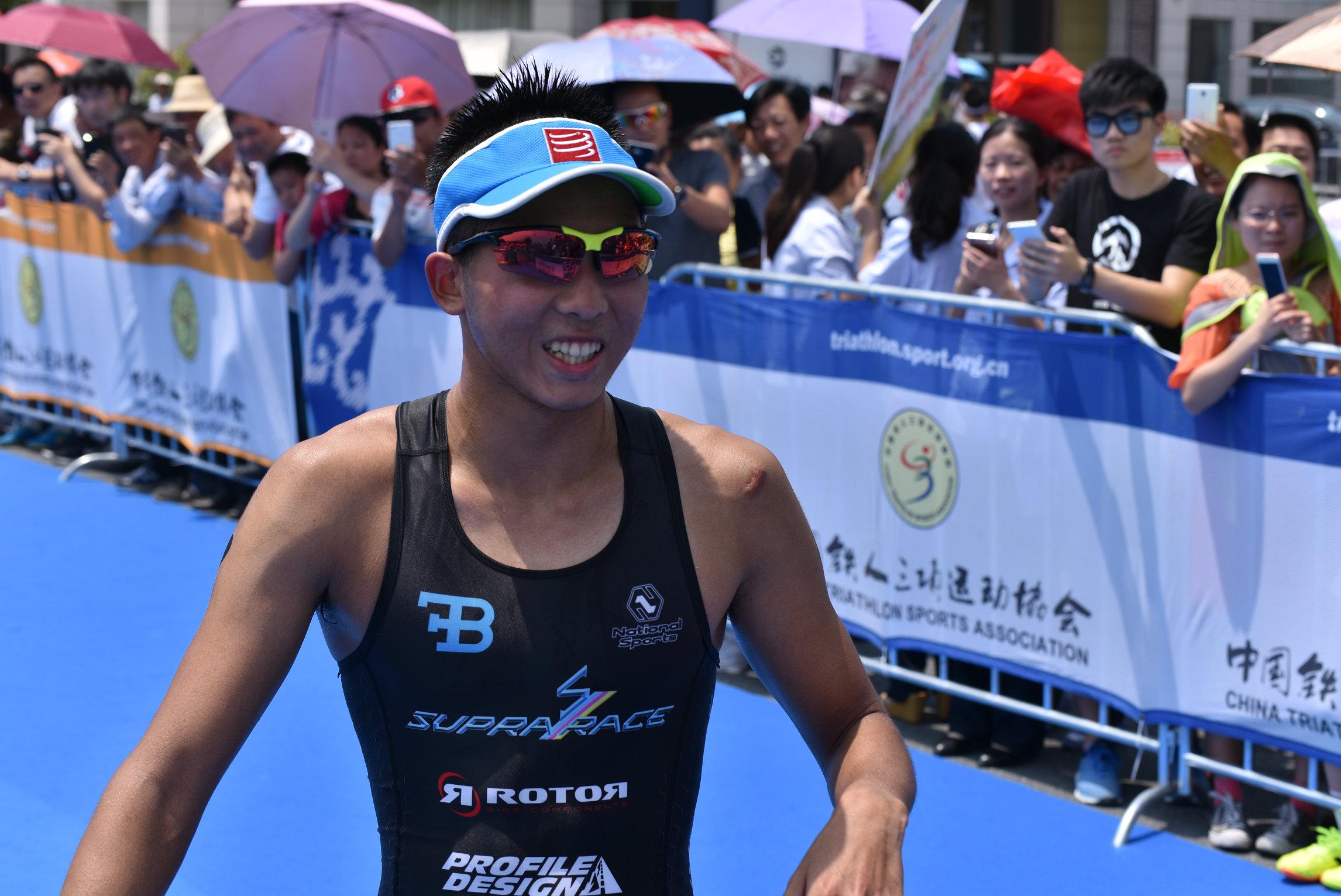 碧桂园•2016年黄山太平湖铁人三项国际精英赛 选手访谈