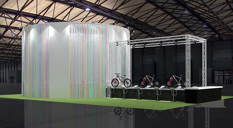 抢鲜知|亚洲自行车展Show Room 玩转特色主题区域