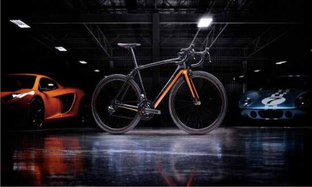 抢鲜知 亚洲自行车展Show Room 玩转特色主题区域