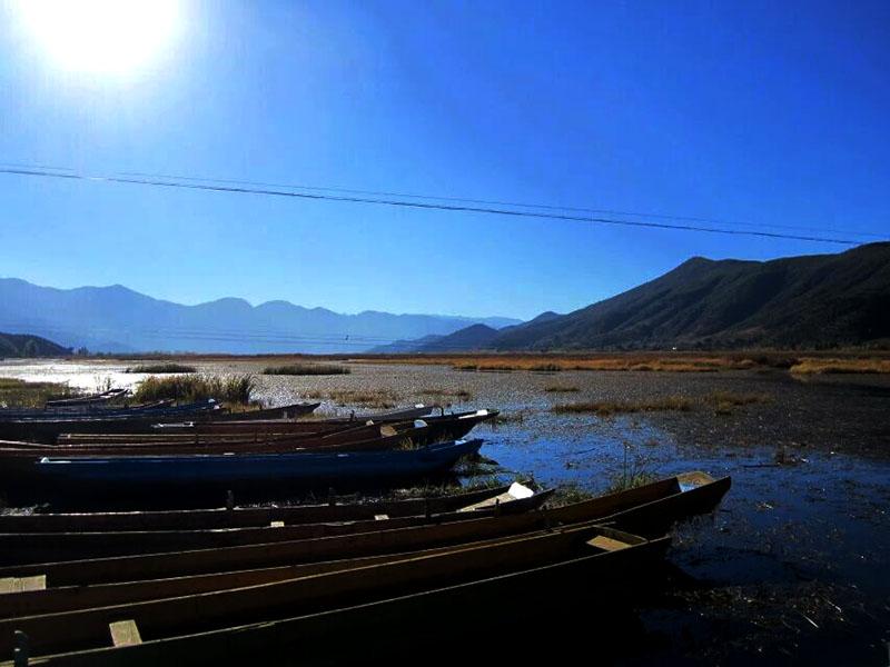 科考探访|中国地质大学(北京)实践团探秘泸沽湖