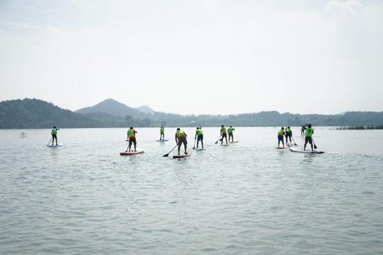 激情浆板|第二届北京SUP桨板公开赛(2016) 就是敢玩
