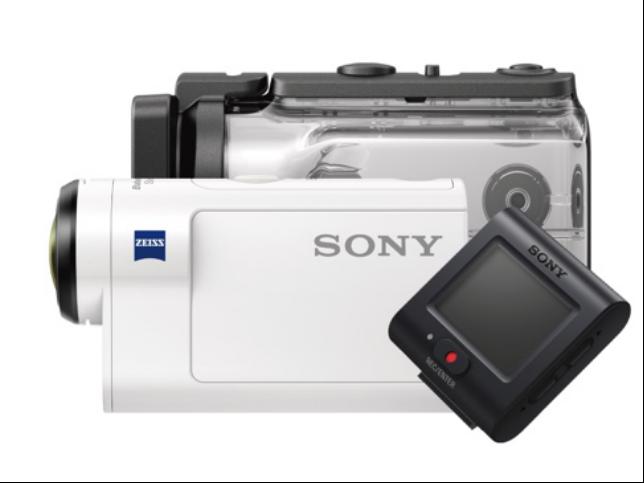 索尼新品|首款平稳光学防抖4K酷拍摄像机发布
