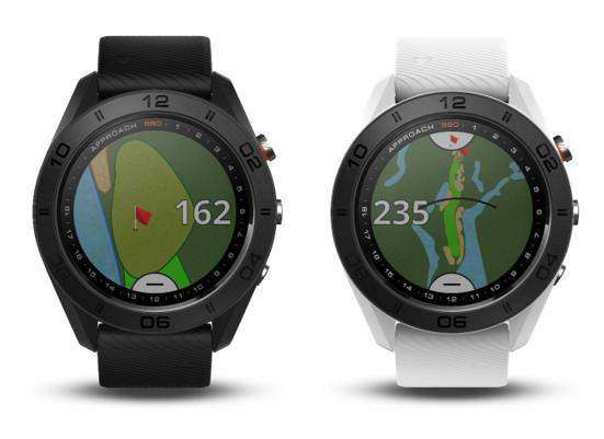 要专业更要风度! Garmin发布新一代高尔夫腕表Approach S60