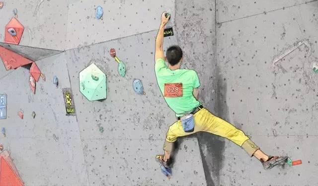 攀石赛、儿童攀岩、肯道尔山地电影节 山地户外运动流行中