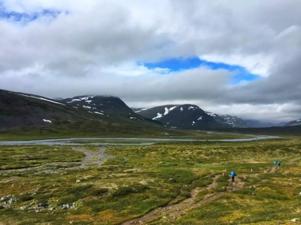 以Fjällräven的方式  感受北极圈纯净之美