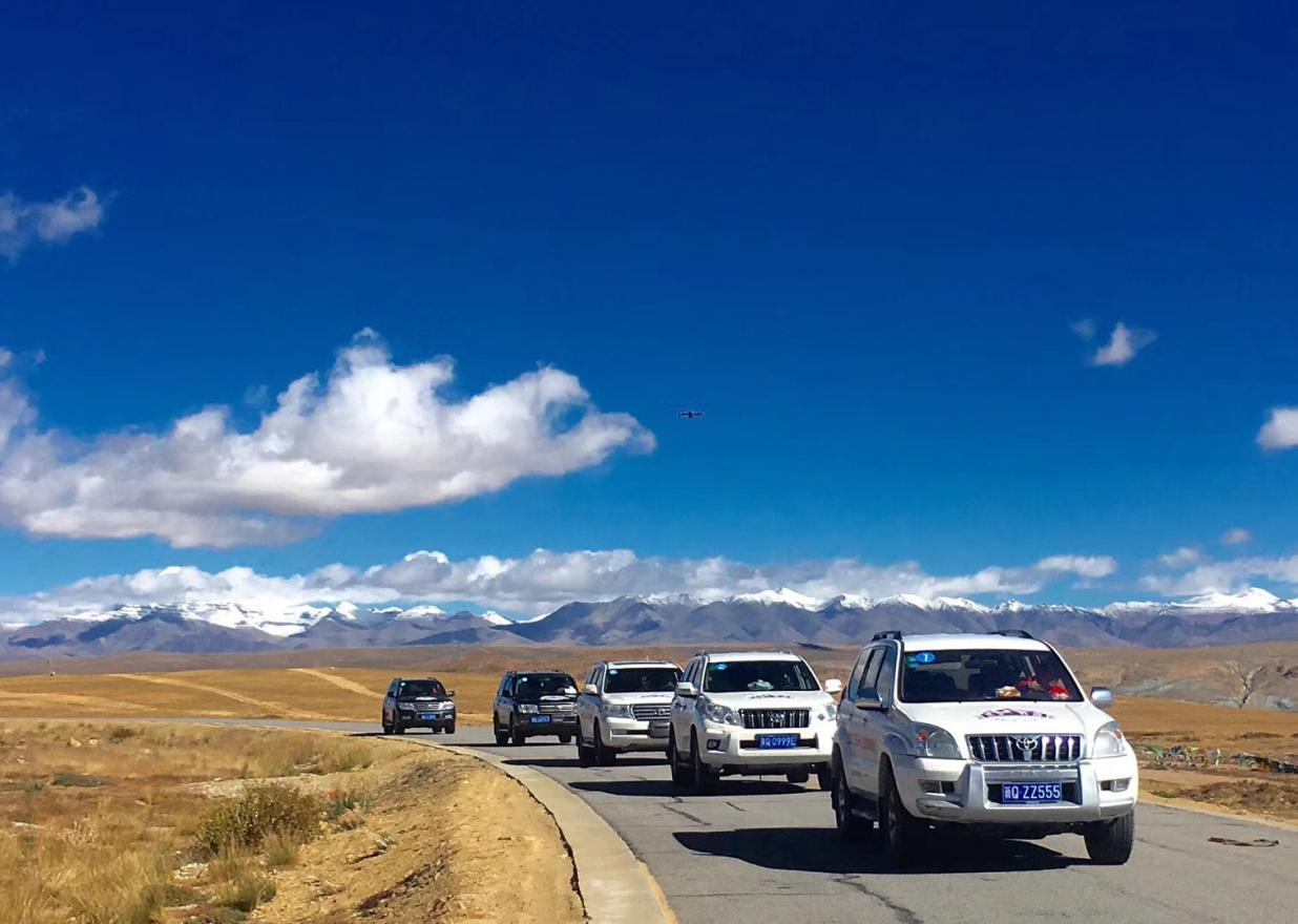 新疆国际特种旅游节暨叶城·新藏线公路踩线活动圆满结束