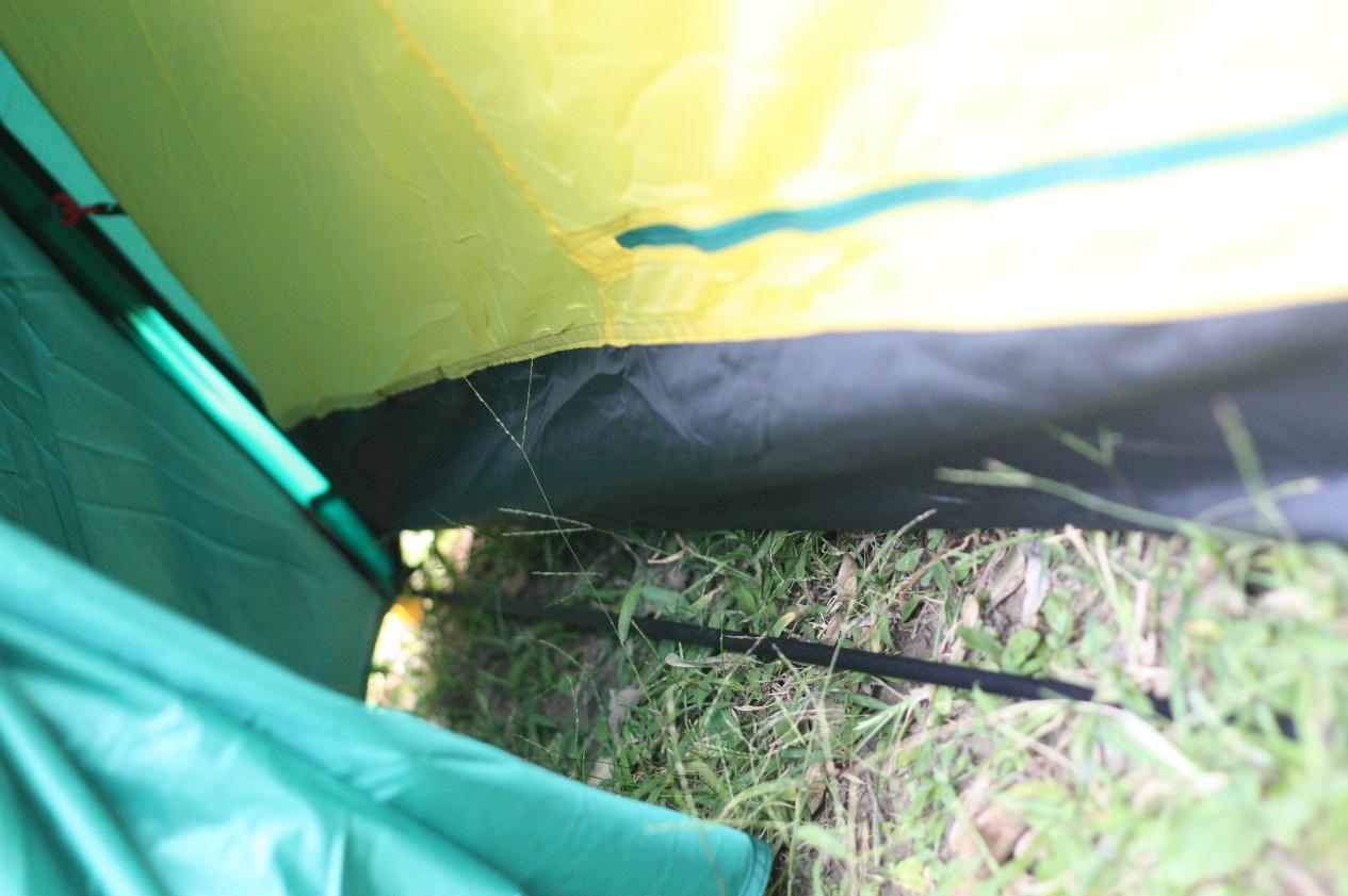 迪卡侬 Quechua(趣岳) QUICKHIKER三合一登山露营双人帐篷评测