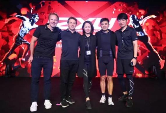 主打压缩衣的2XU进军中国,运动升级下的体育用品市场是一片蓝海吗? ...