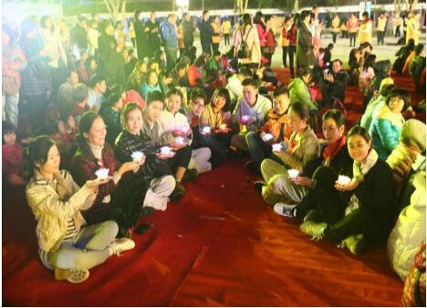西樵山第七届南海观音文化节系列亿万先生圆满举行