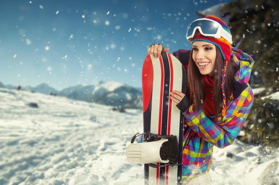翠云山·银河滑雪场全新亮相,纯白世界放飞激情