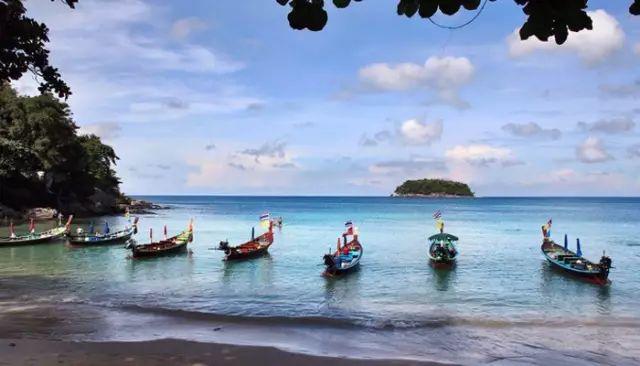 此时泰国海岛游正当季,可别再错过这个好时机