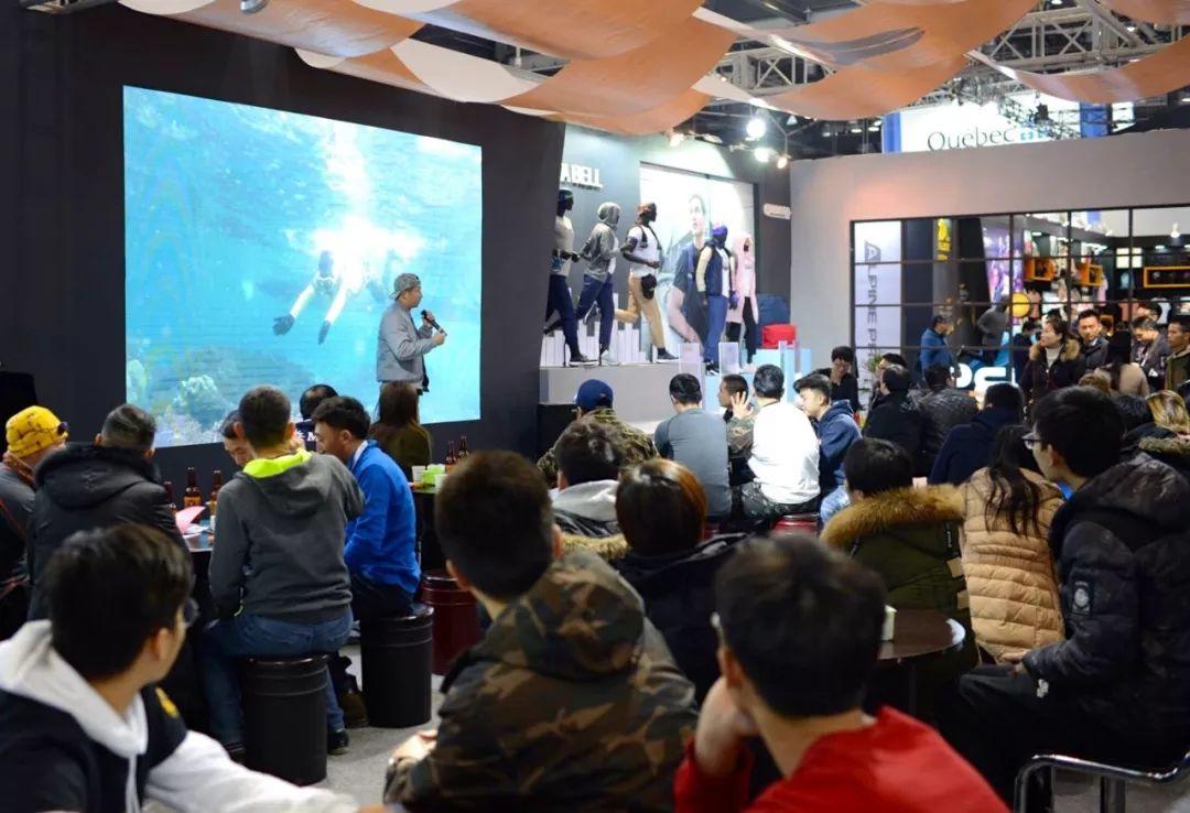 专业户外定制旅行服务商图途旅行亮相ISPO北京