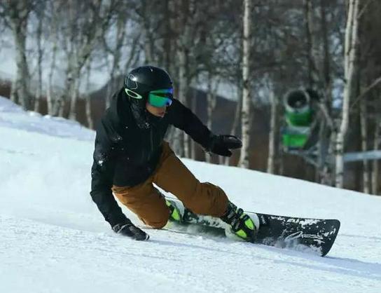 PSA亚洲单板职业联赛,翠云山银河滑雪场站,燃爆银河沸腾冰雪 ...