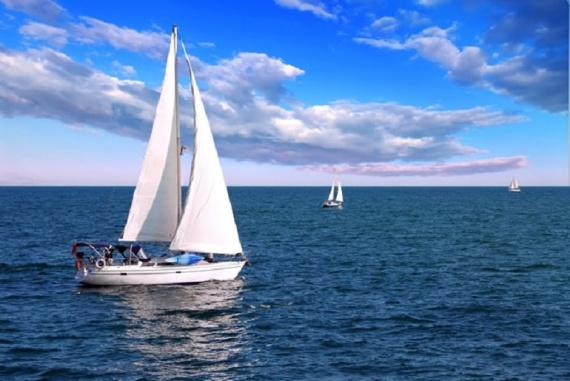 """15万帆船人口!新一届帆船帆板运动协会主席定了个""""小目标"""" ..."""