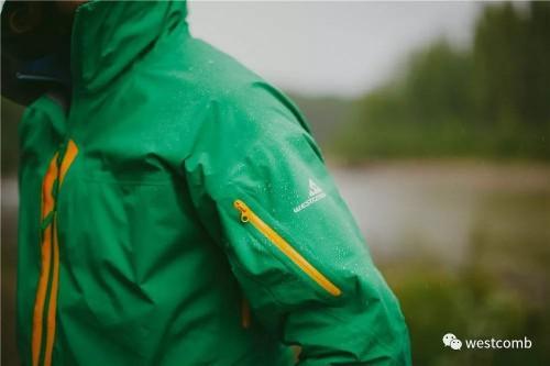 如何清洗Westcomb PolartecNeoShell面料的冲锋衣