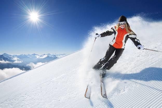 100%雪韵 携手绿野6月为您倾力呈现 极致高山滑雪生活方式