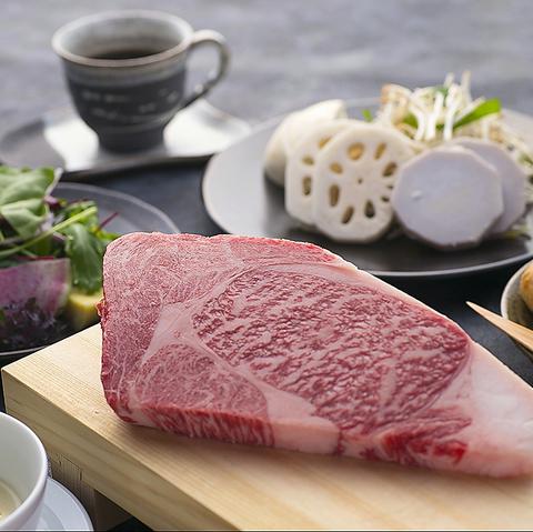一口吃下日本的豪快与精致,神户牛肉老字号MOURIYA
