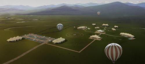 阿米贡洪景区的开发,是甘南未来发展的重头戏