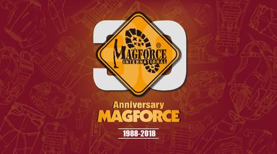 三十而励,从心出发。MAGFORCE品牌三十周年庆