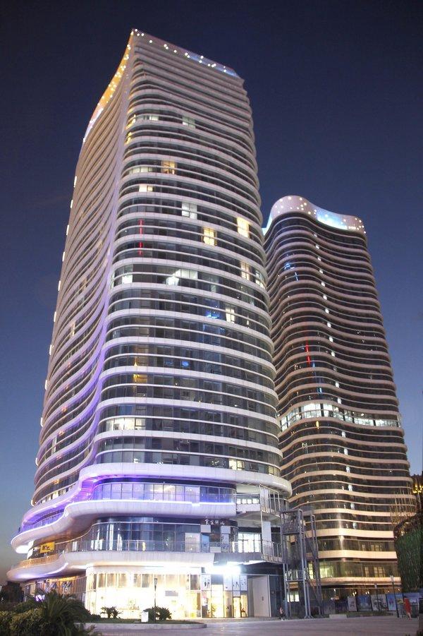 中南南通云客公馆酒店公寓正式开业 打造美好品质生活