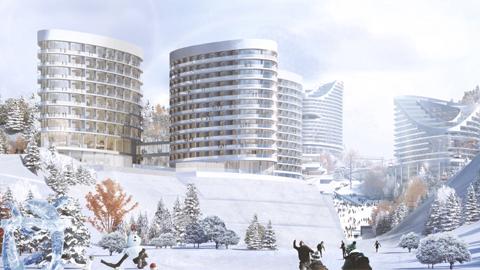 """冰雪居旅体验的正确打开方式——新雪国""""滑进滑出""""式酒店探秘 ..."""