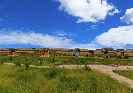 安果特色藏式民宿 撬动甘南旅游经济