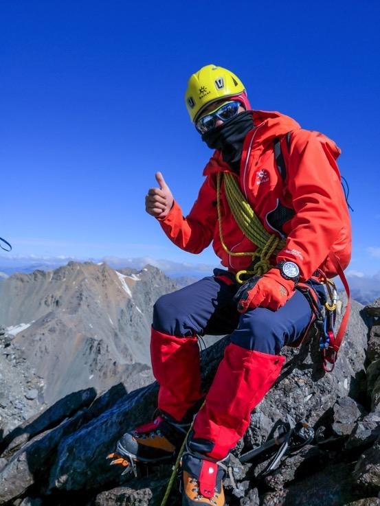 诗和远方在我看来就是登山和户外 PRO TREK-登山的灵魂伴侣