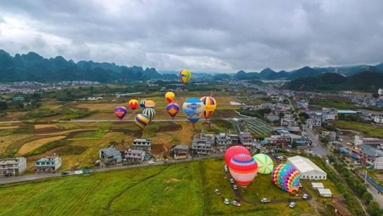 2018中國熱氣球表演賽暨飛行體驗活動完美收官