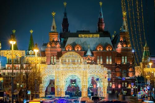 """在冰雪之都度过难忘的寒假:莫斯科邀请你参加""""圣诞之旅"""" ..."""