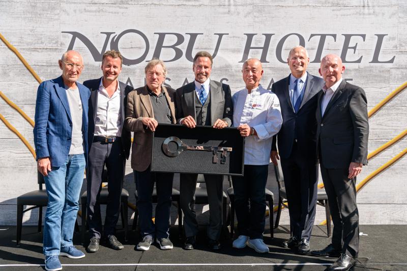 凯撒娱乐宣布与诺布集团全新的10年合作计划