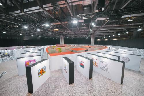 Keith Haring-澳門必去!全球首個網紅迷宮登陸!
