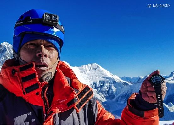 我心目中的圣峰-阿瑪達布朗峰 與勇士PRO TREK同行