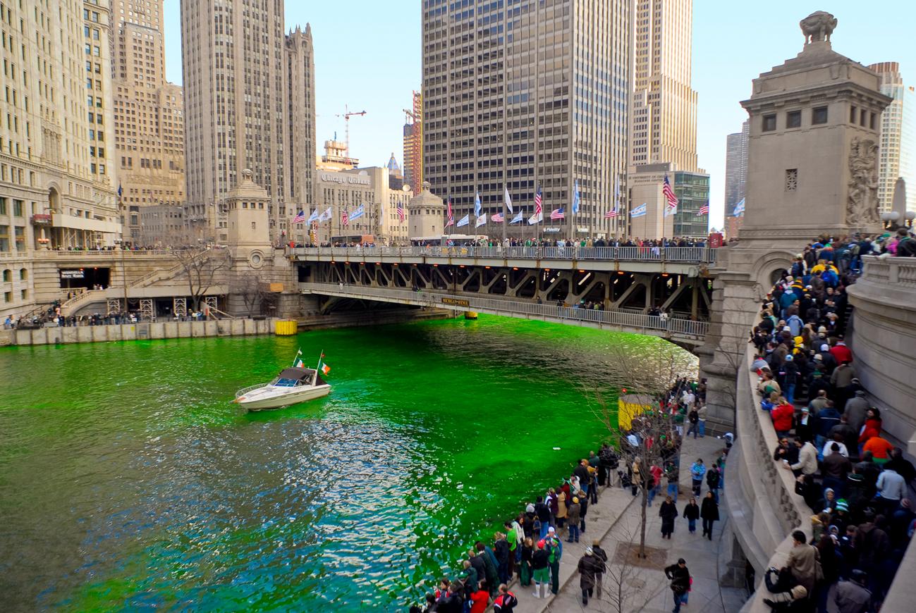 2019年芝加哥圣帕特里克节游客指南