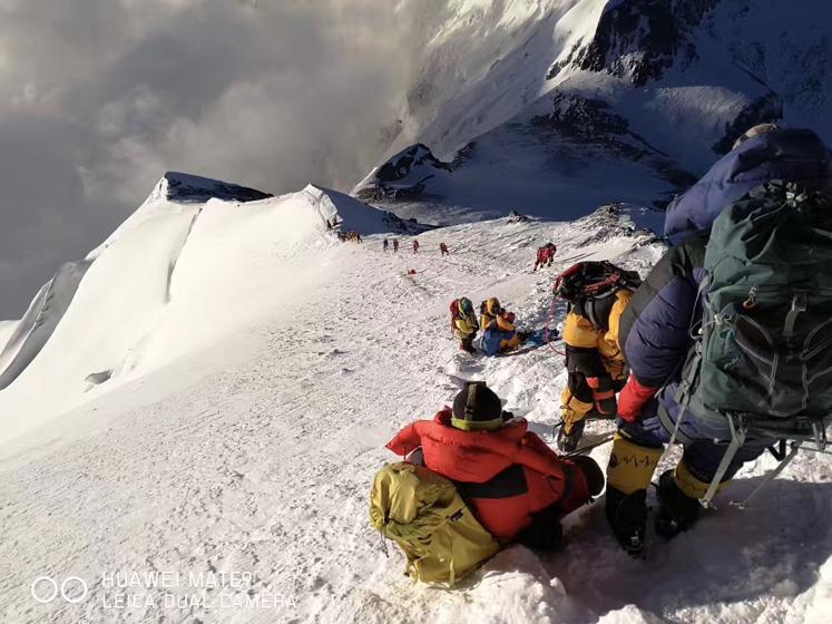 登山其实很复杂 PRO TREK 让其简单化