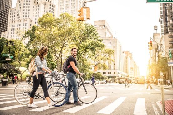 LPG通票集团--最适合骑行出游的六大观光城市