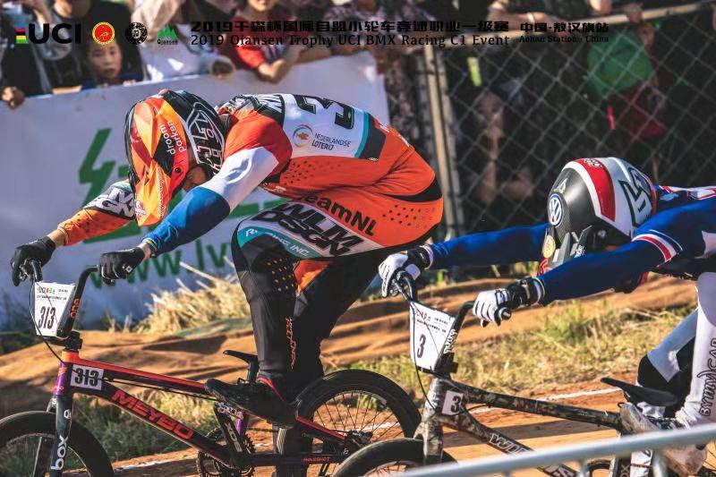2019千森杯國際自盟小輪車競速職業一級賽敖漢旗站圓滿結束