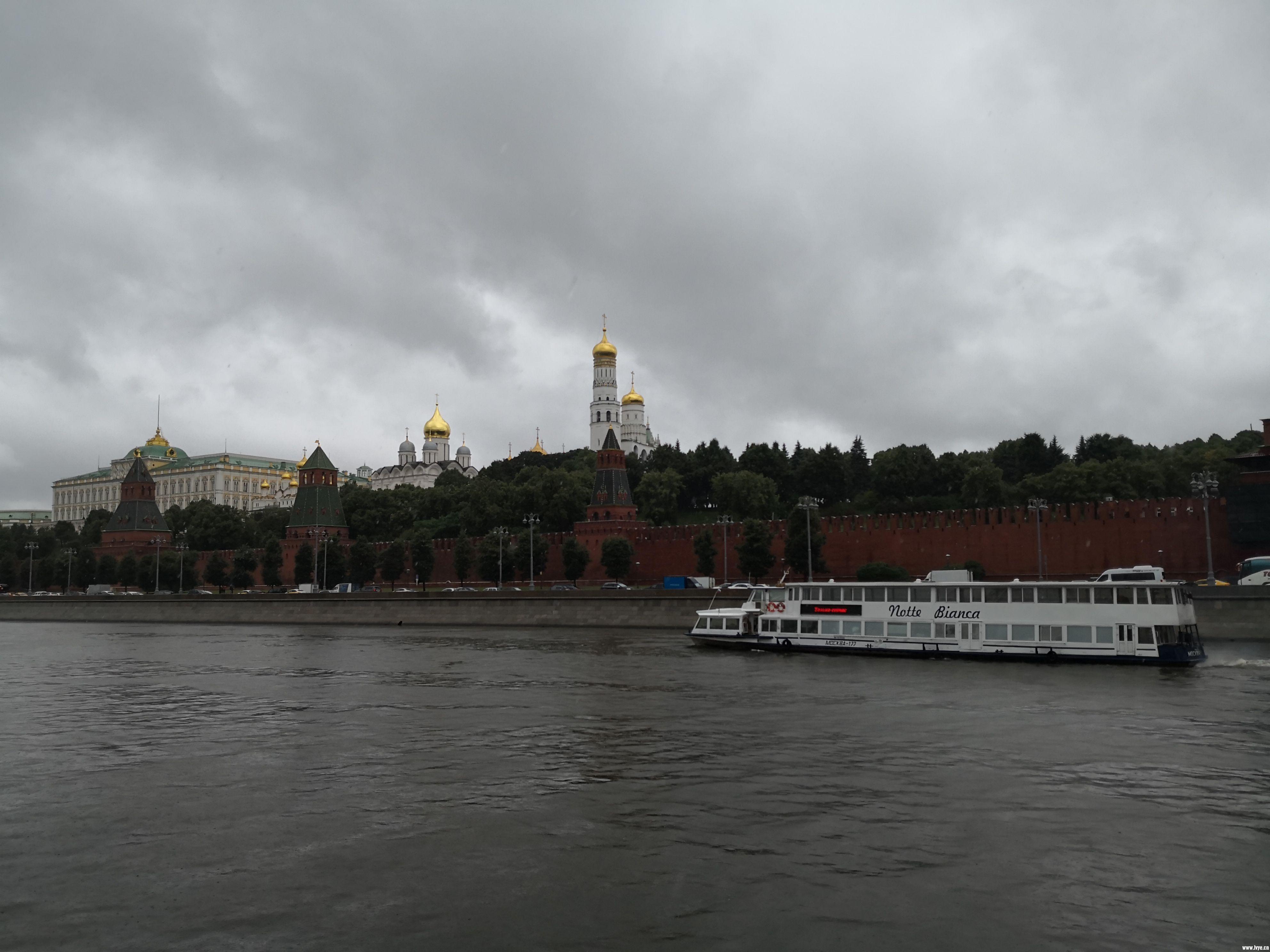 16.莫斯科河